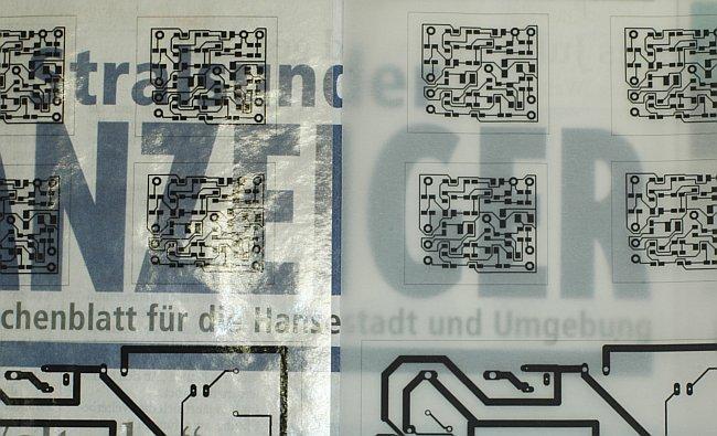 trocknen laserdrucker aus